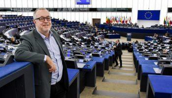 michael detjen im europaparlement